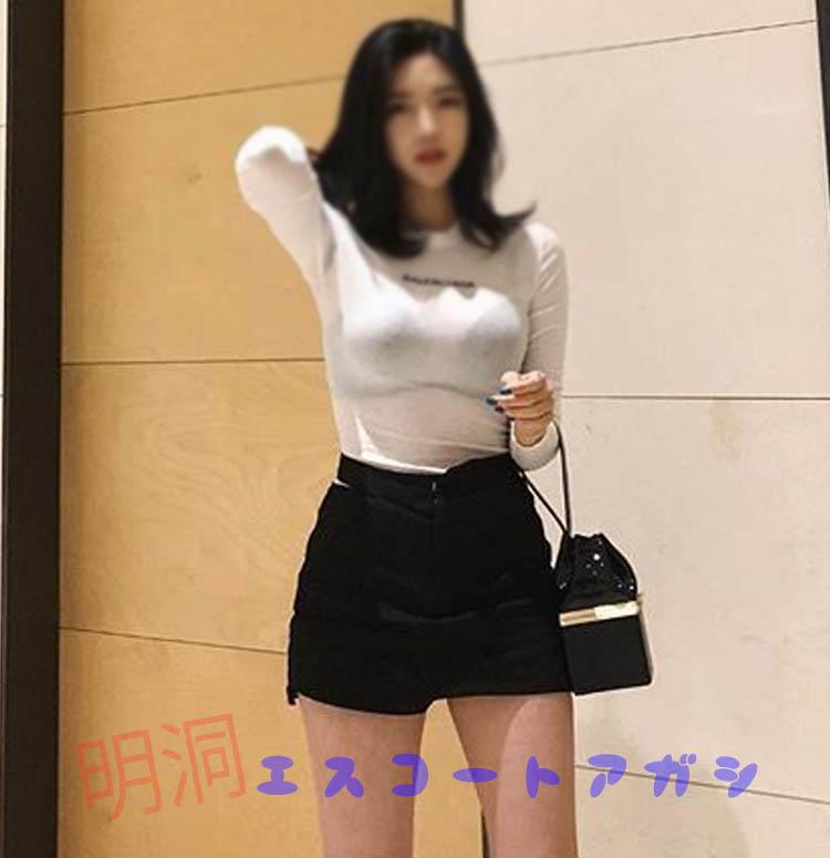 韓国 アガシ 案内 明洞アガシ 10万円 コース